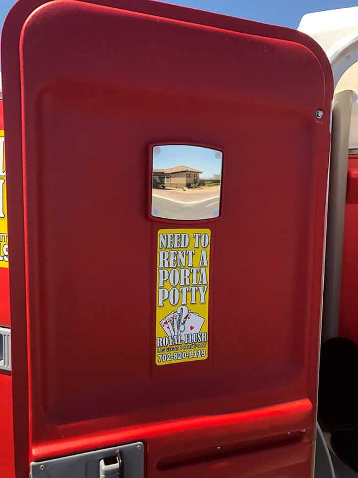 Las Vegas Porta Potty