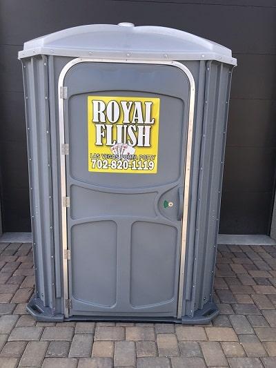 ADA Porta Potty